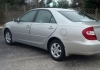 Toyota Camry LE 2002, ABS, Silver, Driver