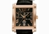 ORIENT GALANT GOLD JAPAN AUTOMATIC BLACK MULTI DIAL