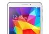 NEw Samsung Galaxy Tab 4 (8.0)