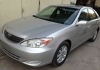 New Arrival Camry XLE 2002 Silver Color Tax Paper for Sell