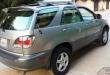 តំលៃចរចា Tax22:2001+2002 Lexus RX300 VSC