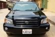 នាំចូលផ្ទាល់ 2003 Highlander V4 Pong1 Tel:012839800