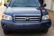 Ends Today Tax 3 Highlander V6 Tel:012839800