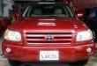 ប្រញាប់លុយ one left Highlander V6 2002 Tel:012839800